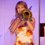 JazzApart, Ulrike Hauptmann, Posaune